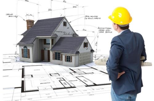 การสร้างบ้าน