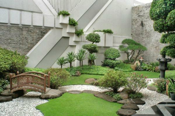 ขั้นตอนการออกแบบแปลนสวน