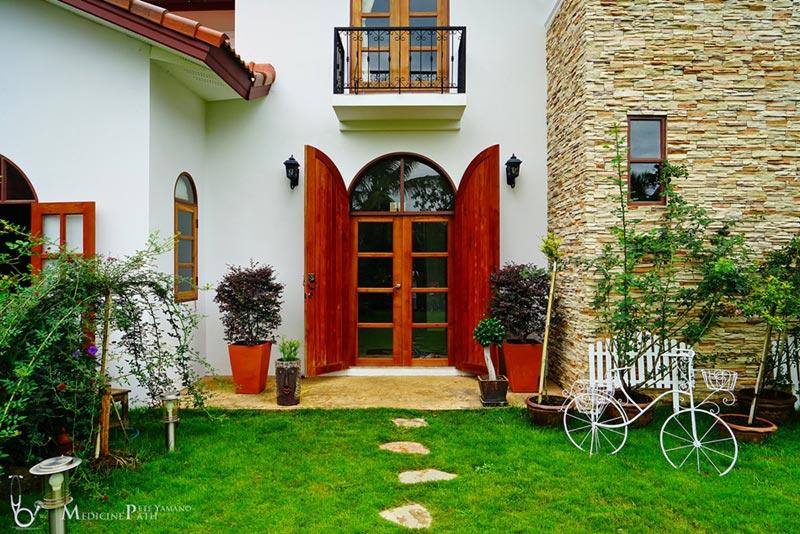 แต่งสวนหน้าบ้าน