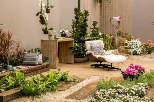 แนะนำการจัดสวนในบ้าน (Home Landscaping)