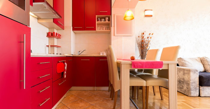 สีกับฮวงจุ้ยห้องครัว