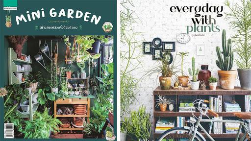 ไอเดียจัดสวนในบ้านง่าย ๆ